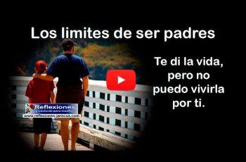 Carta A Mis Hijos Jamás Se Rindan Reflexiones De Familia Vídeo