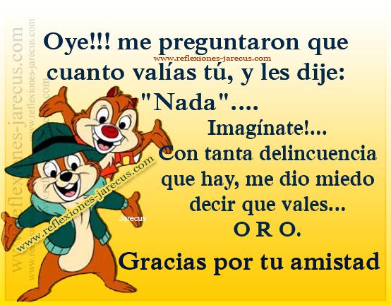Gracias Por Tu Amistad Frases Y Reflexiones De Amistad