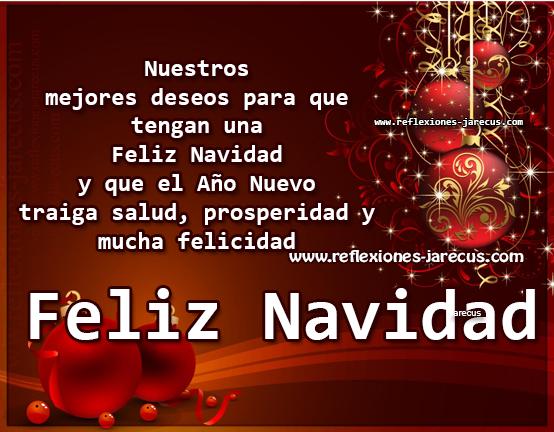 Deseos Para Feliz Navidad.Nuestros Mejores Deseos Para Que Tengan Una Feliz Navidad